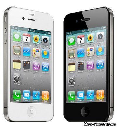 iPhone на сайті українського інтернет-аукціону Aukro